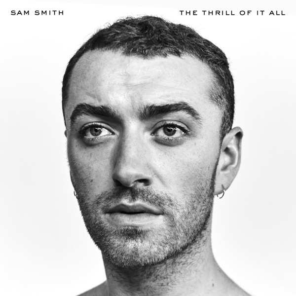 The Thrill of It All Sam Smith CD cover