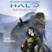Troy Denning - HALO: Retribution (Unabridged)  artwork