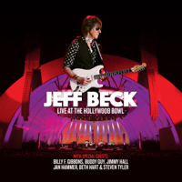 ジェフ・ベック - Live at the Hollywood Bowl artwork