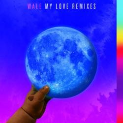 View album My Love (feat. Major Lazer, WizKid, Dua Lipa) [Major Lazer VIP Remix] - Single