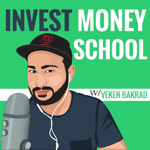 Invest Money School podcast: Beginners one-stop shop to learn about Bitcoin, Stock Trading, Real Estate, Peer to Peer Lending