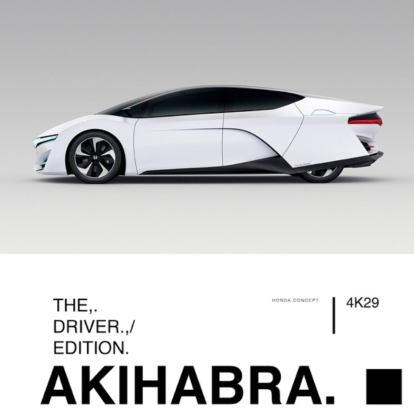 AKIHABRA THE DRIVER EDITION 4K29