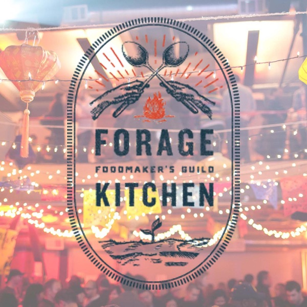 Food Diaries Podcast from Forage Kitchen