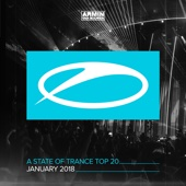 Armin van Buuren - A State of Trance Top 20 - January 2018 (Selected by Armin Van Buuren) обложка