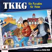 TKKG - Folge 202: Ein Paradies für Diebe Grafik