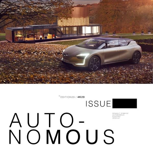 AUTONOMOUS 4K29