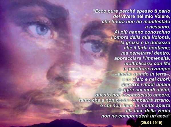 Omelie sulla Divina Volontà di fra' Pio Maria Ciampi