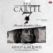 Illuminati: Roundtable of Bosses: The Cartel, Book 7 (Unabridged) - Ashley & JaQuavis & Buck 50 Productions - producer Cover Art
