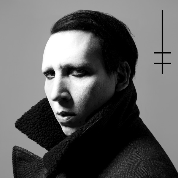 Heaven Upside Down Marilyn Manson CD cover