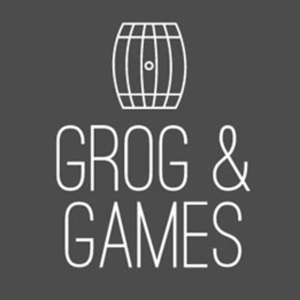 Grog and Games Cast