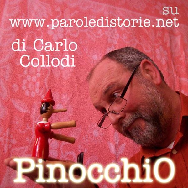 Parole di Storie - Pinocchio, di Carlo Collodi