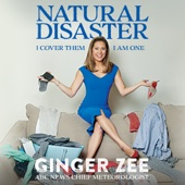 Ginger Zee - Natural Disaster: I Cover Them. I am One. (Unabridged)  artwork