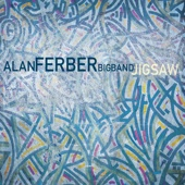 Alan Ferber Big Band - Jigsaw  artwork