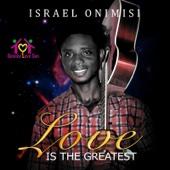 Israel Onimisi - Move the Mountain artwork