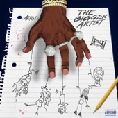A Boogie wit da Hoodie - The Bigger Artist  artwork