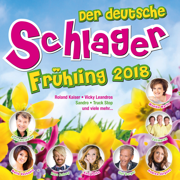 { Download } Verschiedene Interpreten -Der deutsche Schlager Frühling 2018 zip free