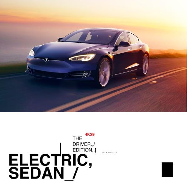 ELECTRIC SEDAN 4K29
