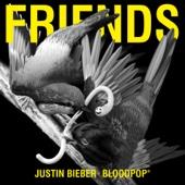 Justin Bieber & BloodPop® - Friends artwork