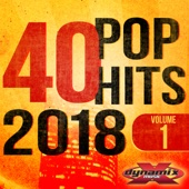 40 POP Hits 2018 (Unmixed Workout Tracks For Running, Jogging, Fitness & Exercise)