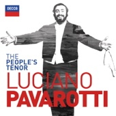 Luciano Pavarotti - The People's Tenor  artwork