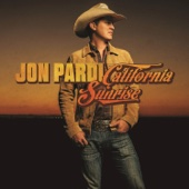 California Sunrise - Jon Pardi Cover Art