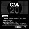 CIA 20 LP Sampler - EP ジャケット写真