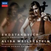 Alisa Weilerstein, Bavarian Radio Symphony Orchestra & Pablo Heras-Casado - Shostakovich: Cello Concertos Nos. 1 & 2 artwork