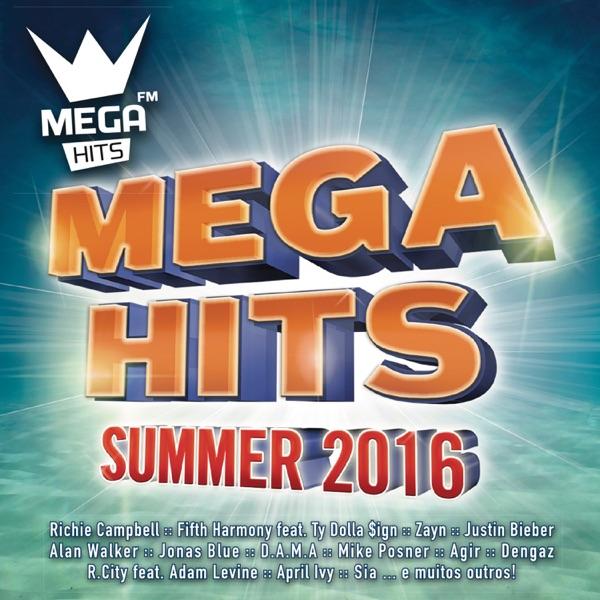Mega Hits Summer 2016 bb