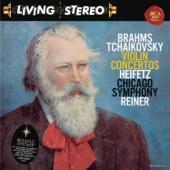 Brahms & Tchaikovsky: Violin Concertos (Heifetz Remastered)