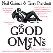 Good Omens (Unabridged) - Neil Gaiman & Terry Pratchett Cover Art