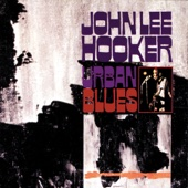 John Lee Hooker - Urban Blues  artwork