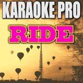 Ride (Originally Performed by Twenty One Pilots) [Instrumental Version] - Karaoke Pro