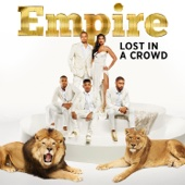 Lost in a Crowd (feat. Fantastic Negrito & Jussie Smollett) - Single cover art
