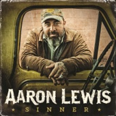 Aaron Lewis - Sinner  artwork
