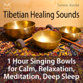 Tibetian Healing Sounds - 1 Hour Singing Bowls for Calm, Relaxation, Meditation, Deep Sleep - Single