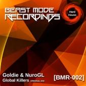 Global Killers - Single cover art