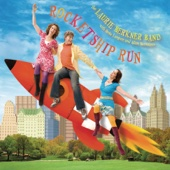 Rocketship Run - The Laurie Berkner Band Cover Art