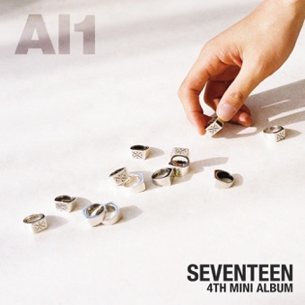 Seventeen 4th Mini Album 'Al1' – EP – SEVENTEEN