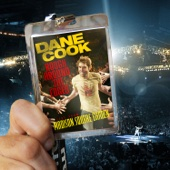 Rough Around the Edges (Live from Madison Square Garden) - Dane Cook Cover Art