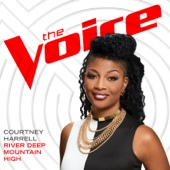 Courtney Harrell - River Deep Mountain High (The Voice Performance) artwork