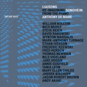 Anthony de Mare - Liaisons: Re-Imagining Sondheim from the Piano  artwork