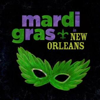 Mardi Gras in New Orleans with Louis Armstrong and More Dixieland Legends – Various Artists