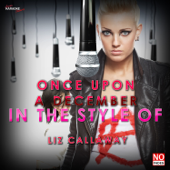 Once Upon a December (In the Style of Liz Callaway) [Karaoke Version]