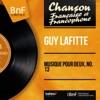 Musique pour deux, no. 13 (feat. Franck Pourcel et son orchestre) [Mono Version] - EP, Guy Lafitte