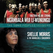 Ngabujiyu Akurija – Nanna Song - Shellie Morris & The Borroloola Songwomen