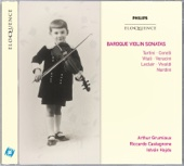 Arthur Grumiaux & Riccardo Castagnone - Sonata for Violin and Continuo in G Minor, B. g5