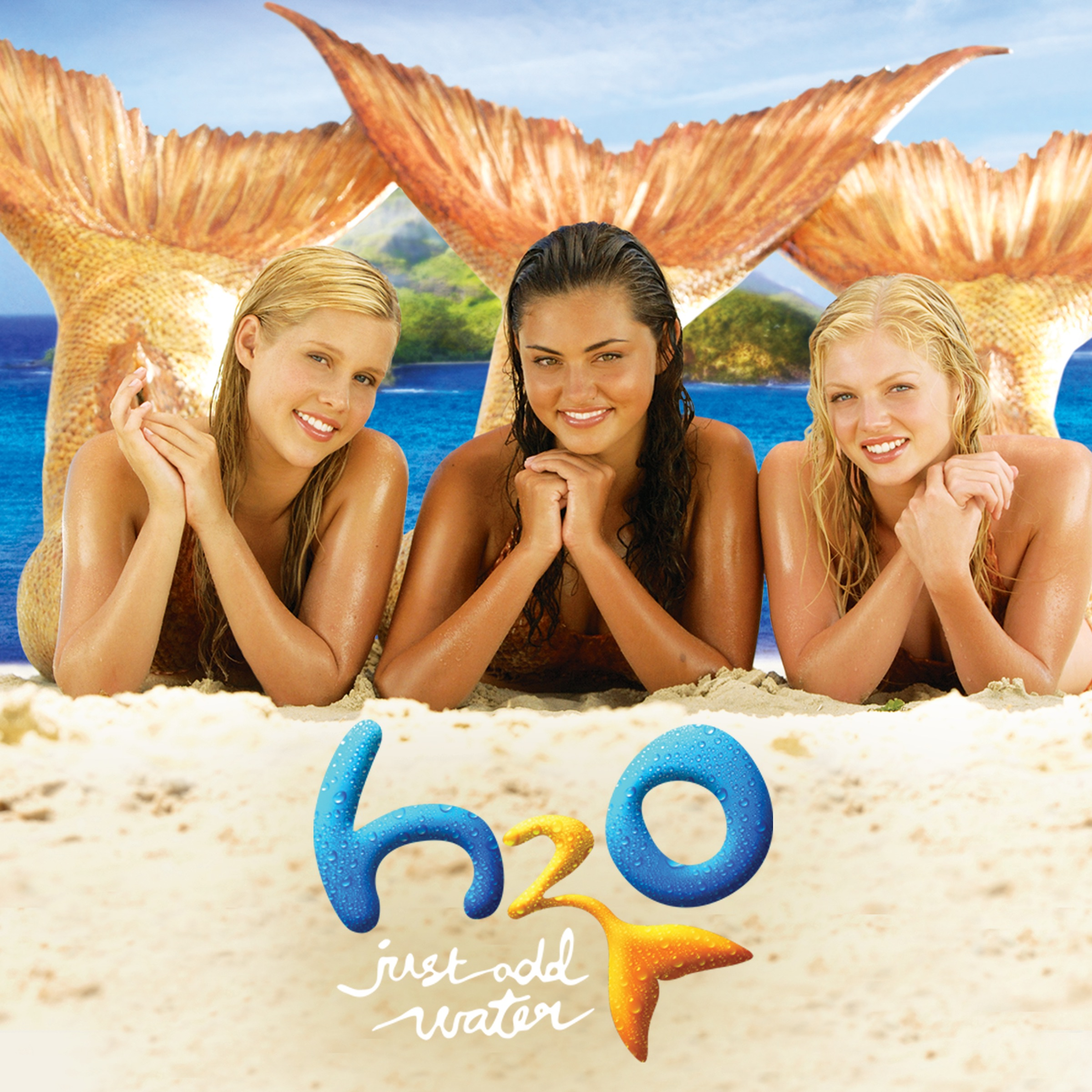 h2o just add water tails  eBay