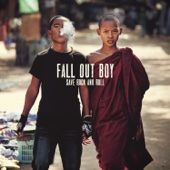 My Songs Know What You Did In the Dark (Light Em Up) - Fall Out Boy Cover Art
