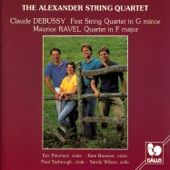 String Quartet in G Minor, Op. 10: III. Andantino doucement expressif