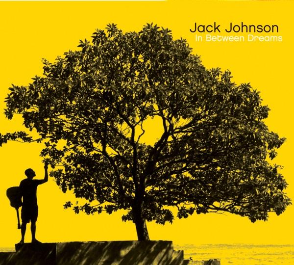 In Between Dreams Jack Johnson CD cover